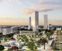 الموافقة على مخطط التهيئة والانتهاء من الأشغال الأولية للبنية التحتية الخاص بالمدينة البيئية زناتة