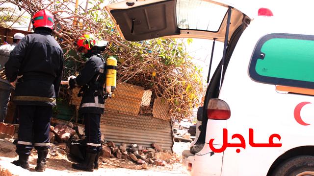 عــــاجل !! العثور على جثة رجل و إمراة  بإحدى المنازل بمدينة المحمدية