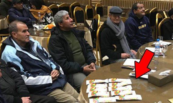 هده هي الأسباب التي قد تكون وراء منع احمد فرس من ولوج المنصة الشرفية بملعب محمد الخامس