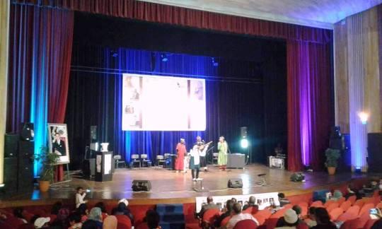 جماعة المحمدية تحتفي باليوم العالمي للمسرح