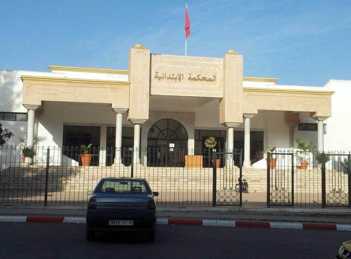 تنصيب عبد الحق بلعكوش رئيسا جديدا للمحكمة الابتدائية لبنسليمان