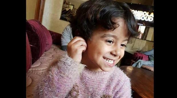 العثور على الفتاة غزل  البالغة من العمر أربع سنوات بعد اختفائها لمدة عشرة أيام بالبيضاء