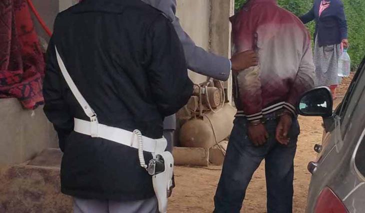 ضبط شخص يحمل مواد مشكوك فيها بمطار مراكش المنارة