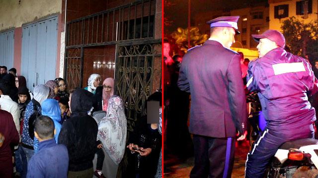 عـــاجل !! وأخيرا الشرطة تعتقل الوحش الدي اغتصب الفتاة بحي النصر بالمحمدية