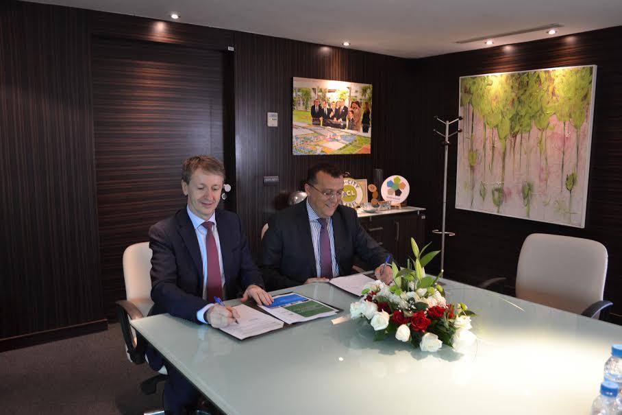 ليدك وشركة تهيئة زناتة توقعان اتفاقية شراكة لإقامة حلول ذكية لتدبير شبكات المدينة البيئية زناتة