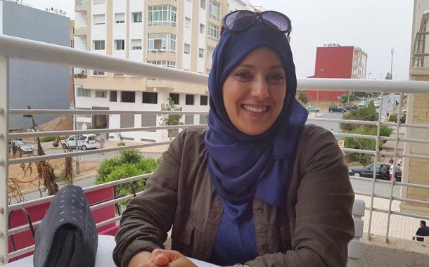 اطلاق سراح الصحفية أمال الهواري ونجلي المحامي محمد زيان