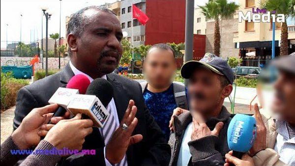 في تدوينة خطيرة حسن عنتر رئيس جماعة المحمدية يصف منتقديه بالكلاب ( صور )