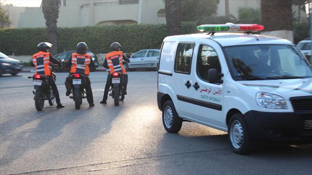 اعتقالات واسعة في صفوف الخارجين عن القانون بالمحمدية