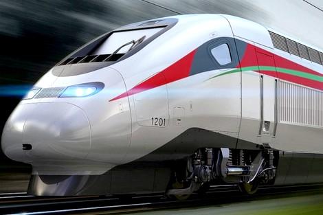 قطار البراق بالمغرب يحطم رقما قياسيا  357 كلم/ساعة.