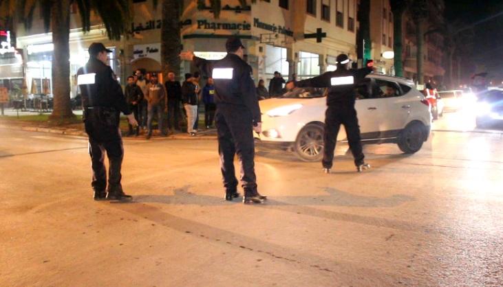 اعتقال صاحبة سيارة  عرضت شرطيا للإهانة والقذف