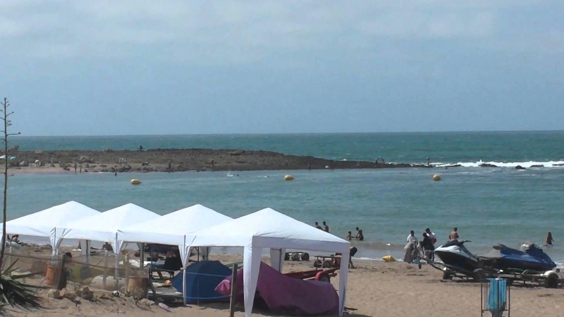 هام : الأصطياف بشواطئ المحمدية بالمجان  ، وحراسة السيارات والدراجات بدرهمين