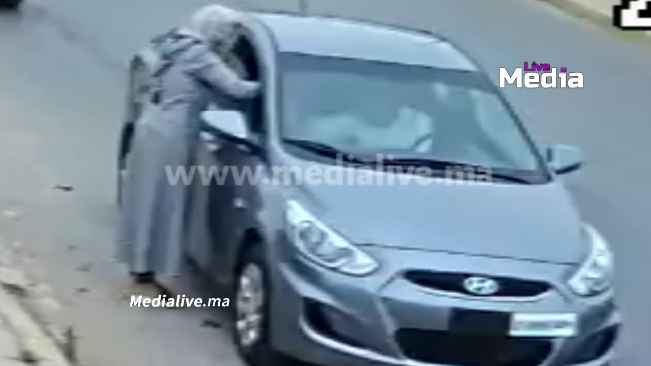 إعتقال صاحب السيارة  الفخمة الذي نصب على بائعة متجولة بالمحمدية