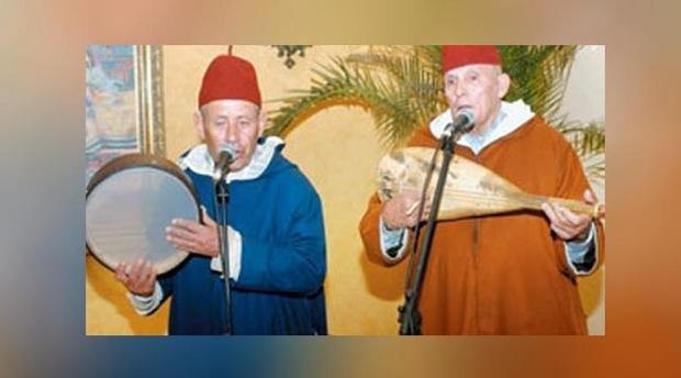 """وفاة الفكاهي والفنان عازف لوتار الملقب ب """" قشبال """""""