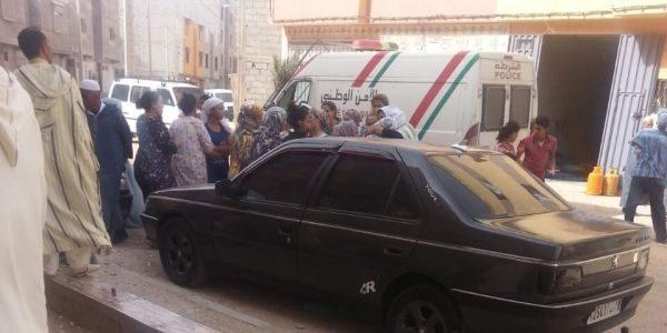 انفجار قنينة غاز في حفل زفاف بمدينة العيون