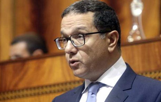 """الملك يعفي وزير القتصاد والمالية من مهامه والذي وصف المغاربة ب """" المداويخ """""""