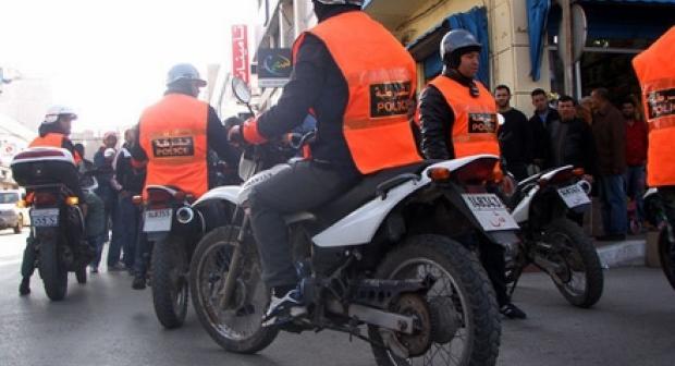 شرطة المحمدية تطلق الرصاص لتوقيف أفراد عصابة