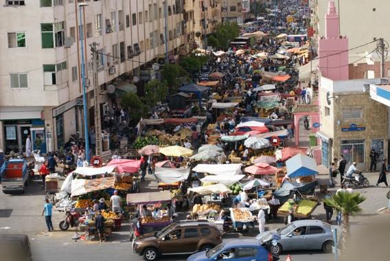 عين حرودة خارج النفود الترابي لعمالة المحمدية ! ! !