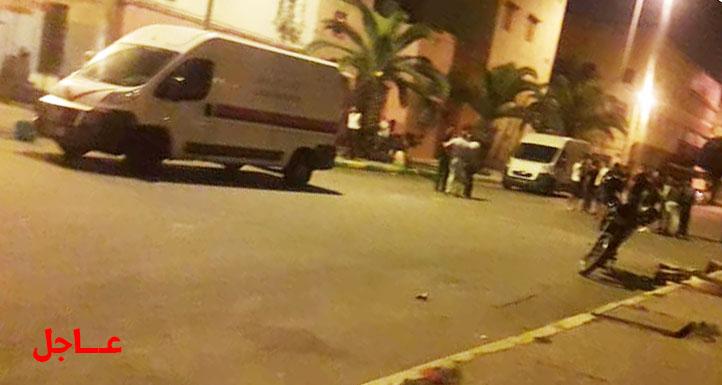 عـــاجل !! إطلاق 5 رصاصات لايقاف عصابة اجرامية خطيرة بالمحمدية + تفاصيل ( صور )