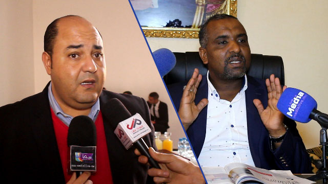 فرق  المعارضة  بجماعة المحمدية تعقد ندوة صحفية لهذه الأسباب
