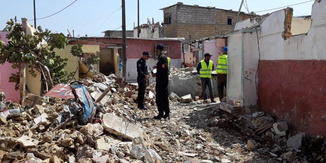 سلطات مقاطعة عين السبع الحي المحمدي توضح حقيقة هدم دوار الواسطي
