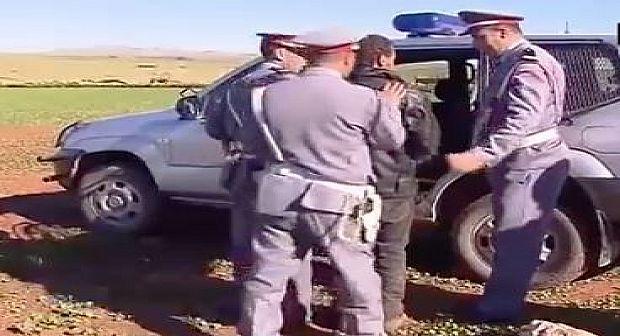 اعتقال مروج للمخدرات وبحوزته 2 كلغ من الحشيش نواحي المحمدية
