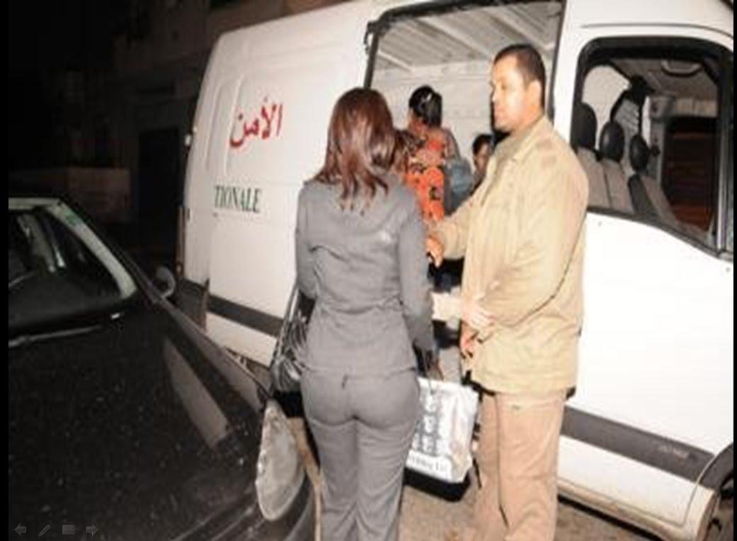اعتقال بزناسة وبحوزتها 1005 قرص مهلوس بالبيضاء
