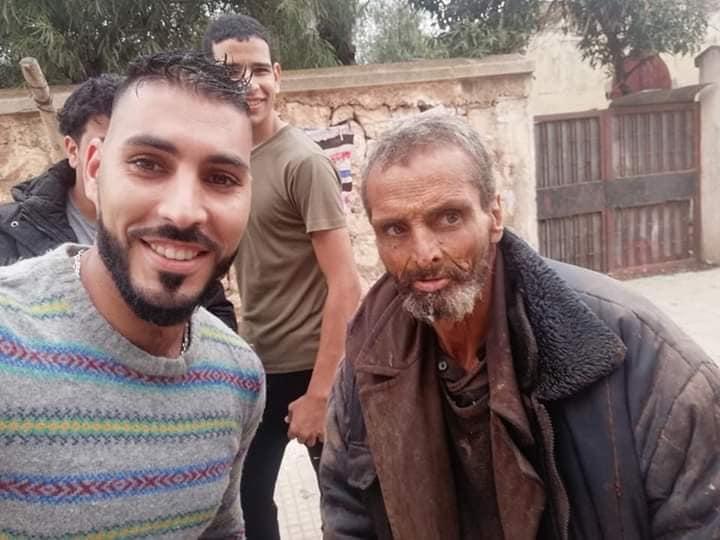 صدمة… الضحية الافتراضي للسفاح الدي قام بقطع الرأس لازال حيا ويتجول باحياء المحمدية