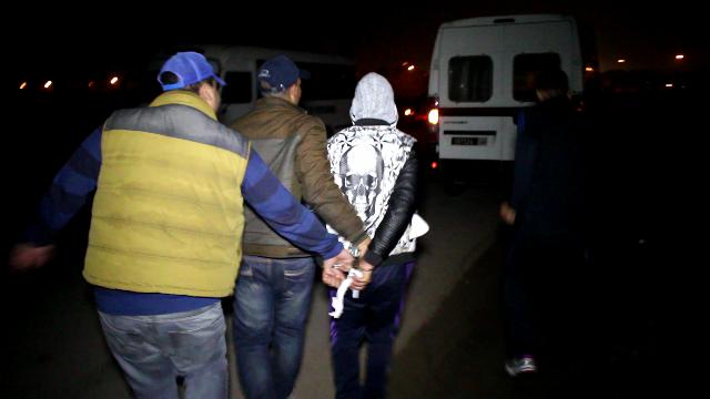 أمن المحمدية يعتقل أفراد أخطر عصابة  متخصصة في سرقة المحلات التجارية والسيارات