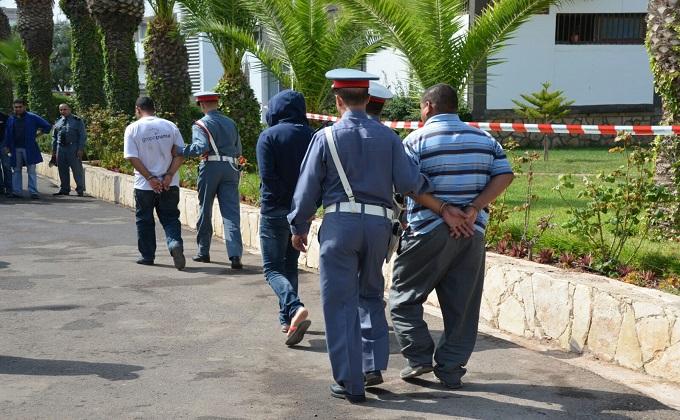 اعتقال ثمانية أشخاص وحجز كميات مهمة من الحشيش والكيف نواحي المحمدية