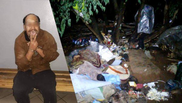 مديرية الأمن : شرطة المحمدية أشهرت أسلحتها لايقاف قاطع رأس المتشرد