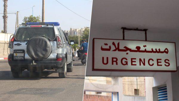 عــــاجل !! إصابة شاب بشضايا رصاصة أتناء حملة لابادة الكلاب بنواحي المحمدية