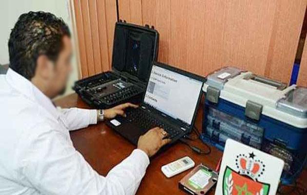 نظام معلوماتي جديد  للتشخيص الأمني بمطار محمد الخامس الدولي