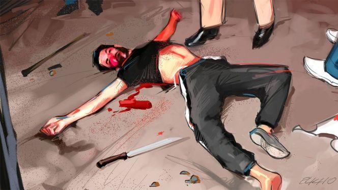 حصري : جريمة حي الحسنية بالمحمدية سببها  عشيقة عمرها 15 سنة