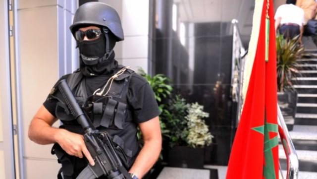 اعتقال طالب بالمحمدية يعد لمشروع إرهابي باستخدام حزام ناسف