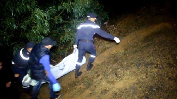 العثور على جثة الرأس المقطوعة بغابة بالمحمدية