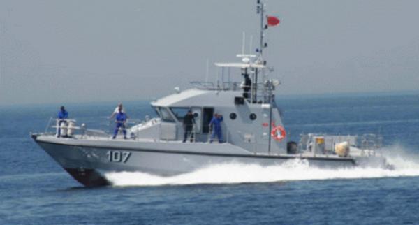 البحرية الملكية تنقد زورقا شراعيا على مثنه أربعة أجانب شرق مدينة المحمدية