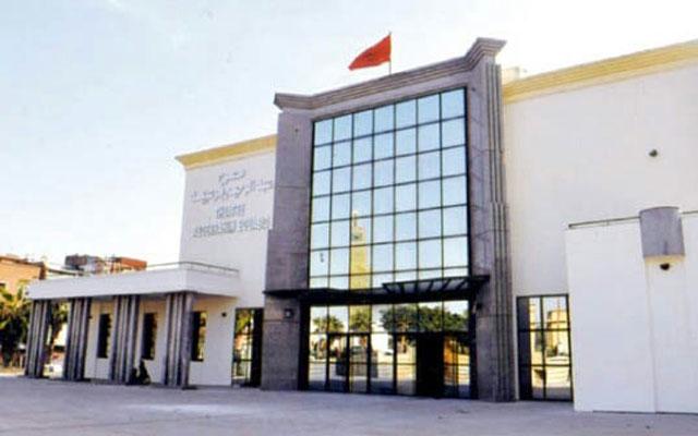 مسرح عبد الرحيم بوعبيد بالمحمدية معلمة تاريخية تسير نحو الخراب