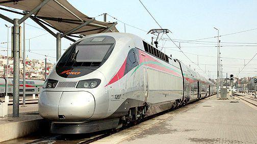 التفاصيل الكاملة لرحلة على مثن قطار البراق من البيضاء الى طنجة