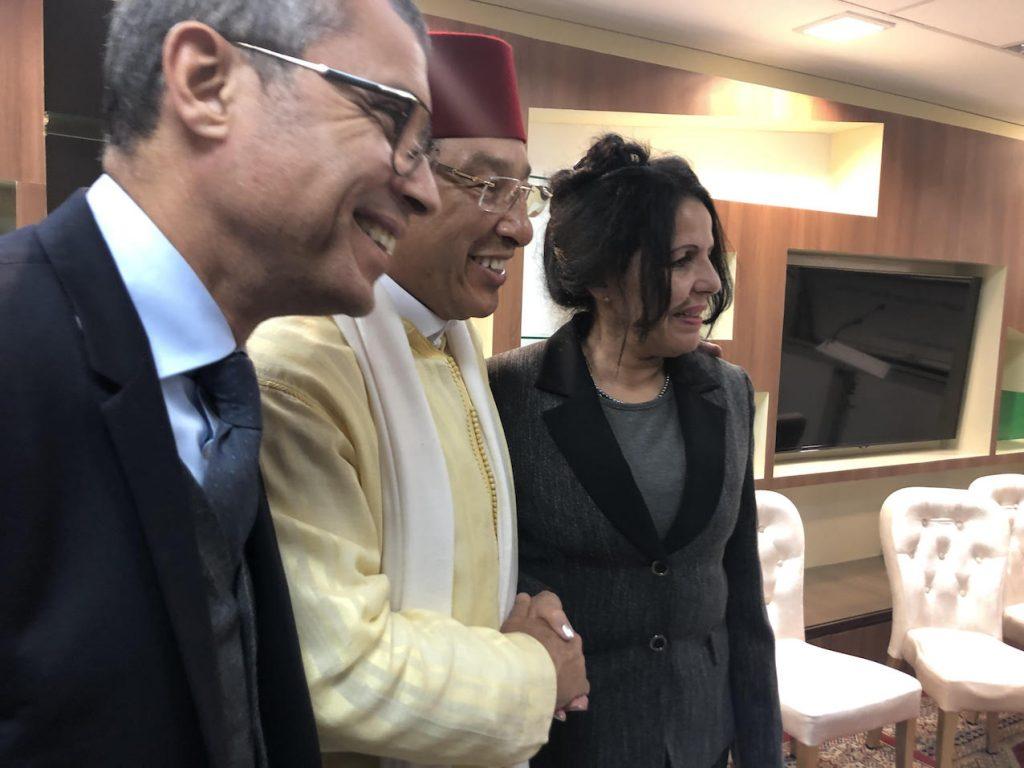 """انتخاب بهية العمراني رئيسة لـ""""الفيدرالية المغربية لناشري الصحف"""""""