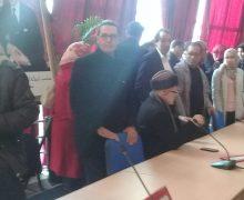حزب  الحمامة والمصباح يفشلان  عملية انتخاب رئيس جماعة المحمدية