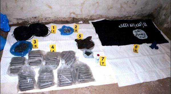 حجز متفجرات معدات  ولوازم عسكرية  وارتفاع عدد المعتقلين في قضية مقتل سائحتين نواحي مدينة مراكش