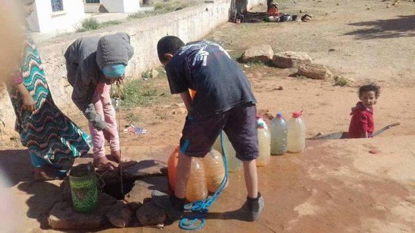 قرب انطلاق عمليات إدخال الماء الصالح للشرب  لسكان دواوير جماعة الشلالات