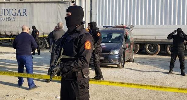 طنجة.. حجز كمية مهمة من المخدرات محملة على متن شاحنة للنقل الدولي