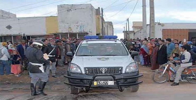 دوريات أمنية تدخل الطمأنينة في قلوب سكان عين حرودة