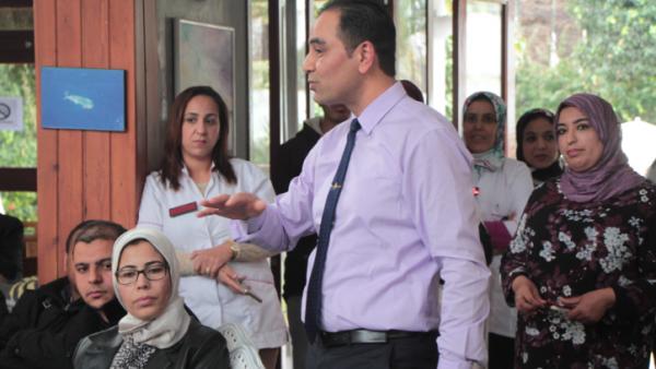 الدكتور حجاجي يعلن عن اختفاء أنفلونزا الخنازير بالمحمدية خلال الأيام الأخيرة