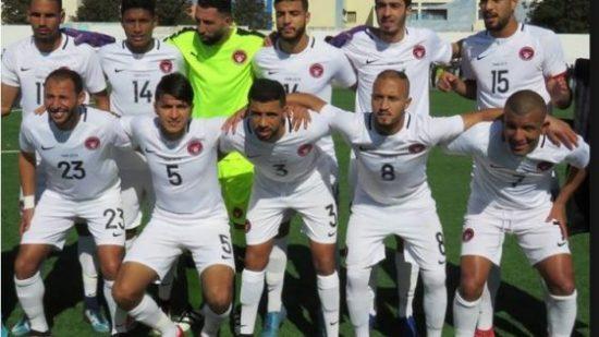 كوموندو فريق شباب المحمدية يحقق الفوز ويصعد  للبطولة الاحترافية الثانية