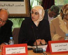 اجتماعات ماراطونية لرئيسة جماعة المحمدية من أجل إخراج المشاريع المتوقفة  إلى حيز الوجود