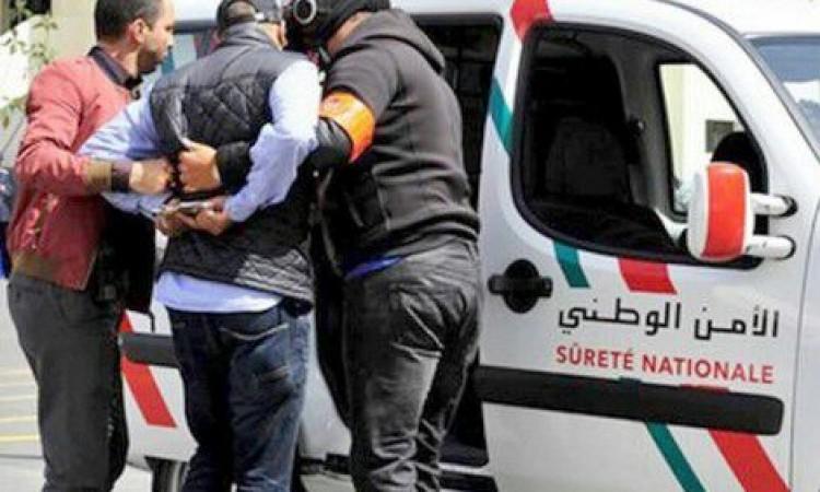 أمن المحمدية يطيح بأحد تجار المخدرات