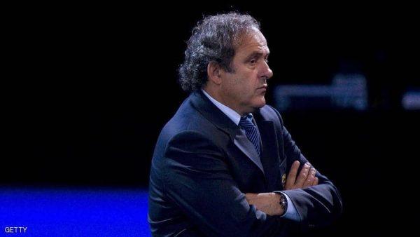 """القبض على الرئيس السابق للإتحاد الأوروبي في كرة القدم بلاتيني في تحقيقات """"فساد مونديال قطر"""""""
