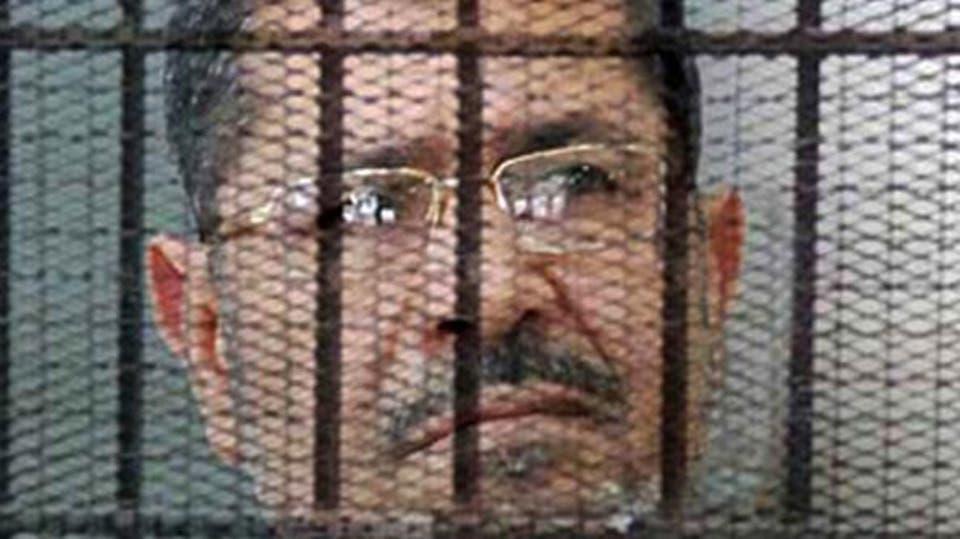 عاجل .. وفاة الرئيس المصري السابق محمد مرسي